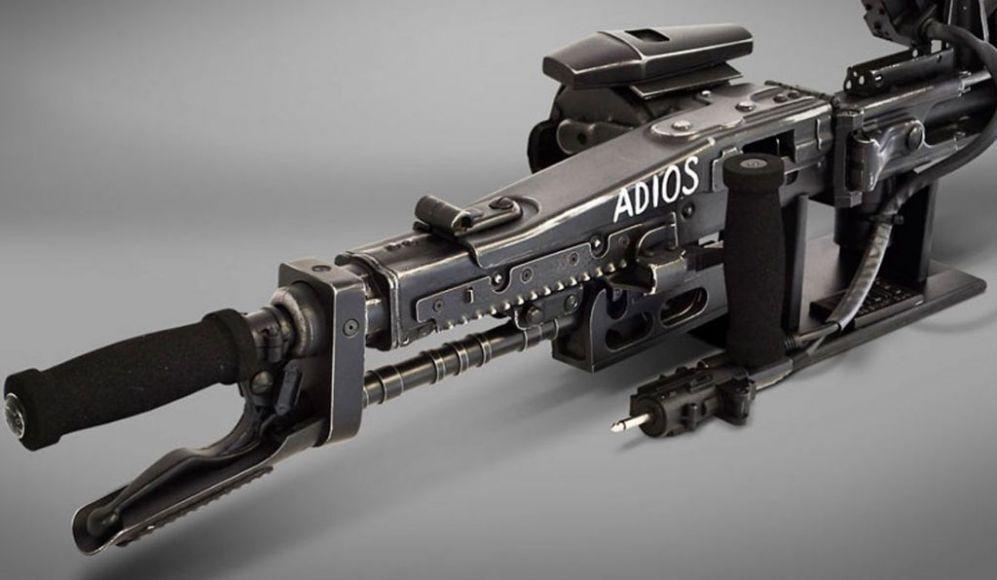 mitragliatrice M56