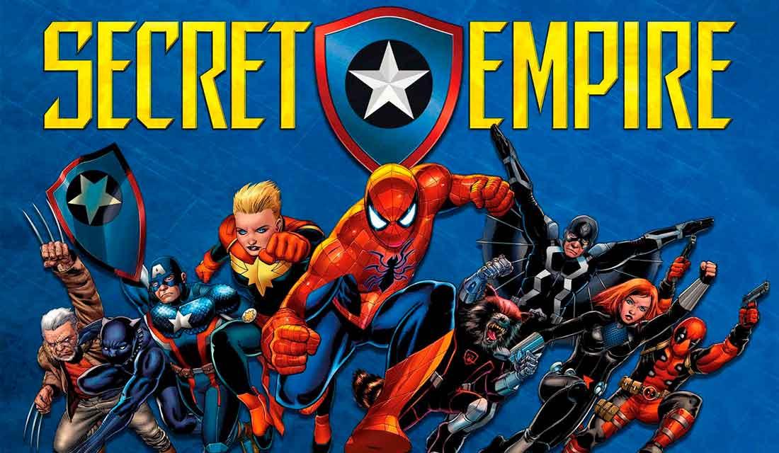Secret Empire United We Stands