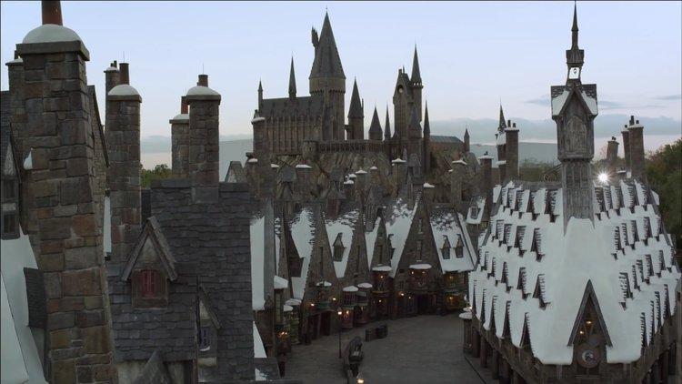 segreti di The Wizarding World of Harry Potter