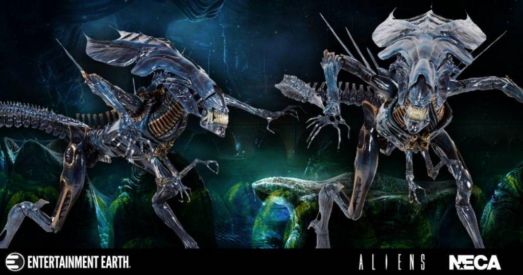 Action figure dell'Alien Queen