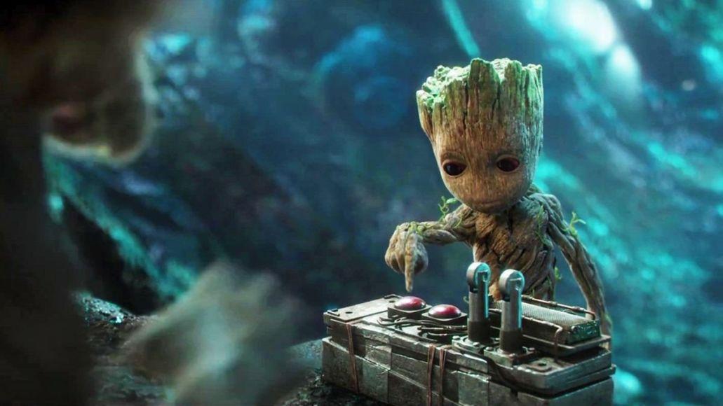 Guardiani della Galassia Vol. 2 Baby Groot