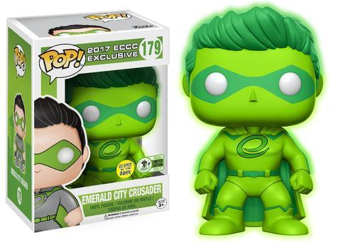 Funko Pop Emerald City ComiCon