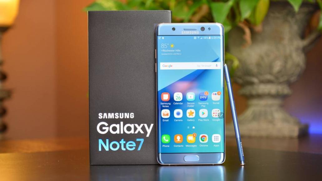 Il Galaxy Note 7 potrebbe tornare sul mercato?