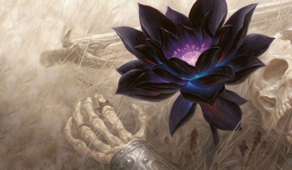 Magic The Gathering Black Lotus