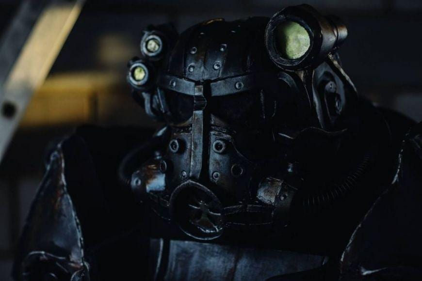 Power Armor di Fallout