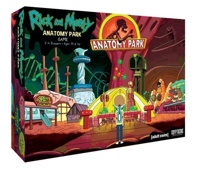 Rick e Morty: Anatomy Park