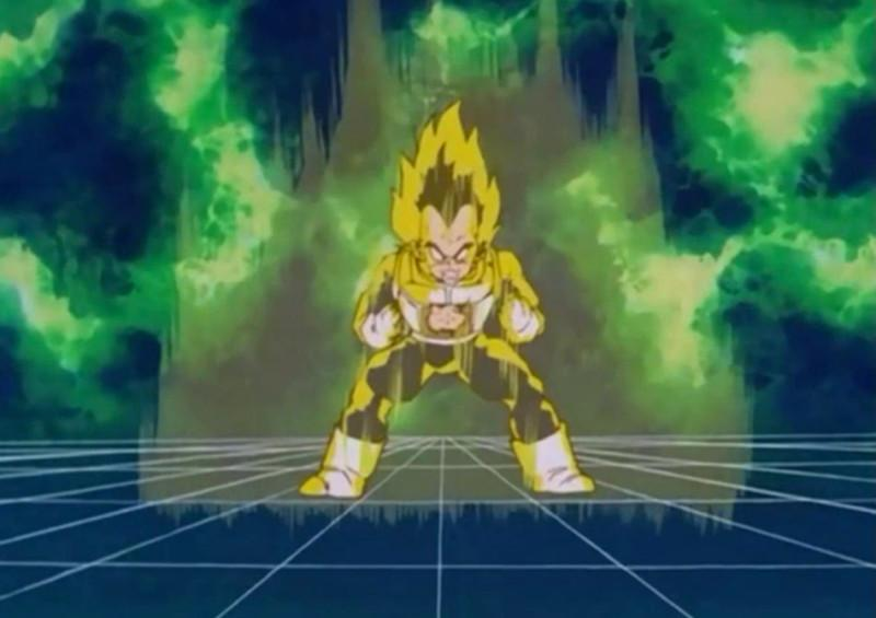 sopravvissuto ad un attacco api dragon ball z full force power vegeta