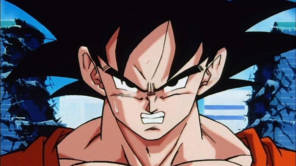 se Goku diventasse cattivo
