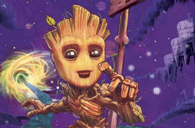 Guardiani della Galassia: Baby Groot sarà il protagonista di una serie a fumetti!