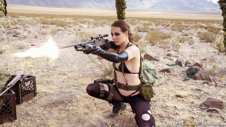 parodia porno di Metal Gear Solid V