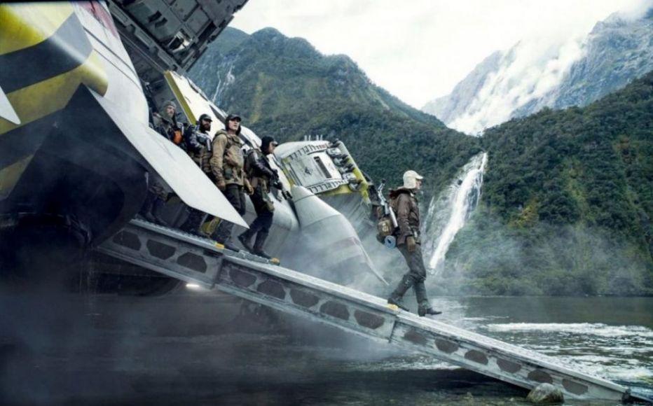 secondo trailer italiano di Alien Covenant