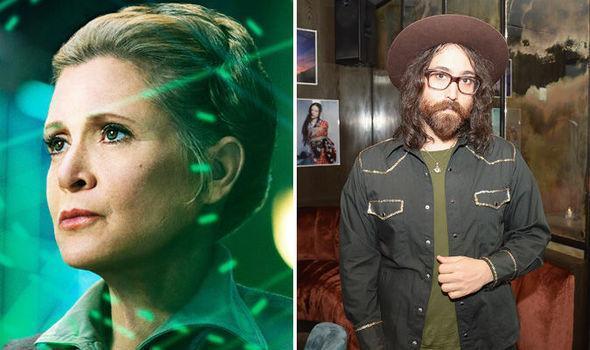 """L'artista Sean Lennon ha inciso """"Bird Song"""", la canzone scritta con Carrie Fisher"""