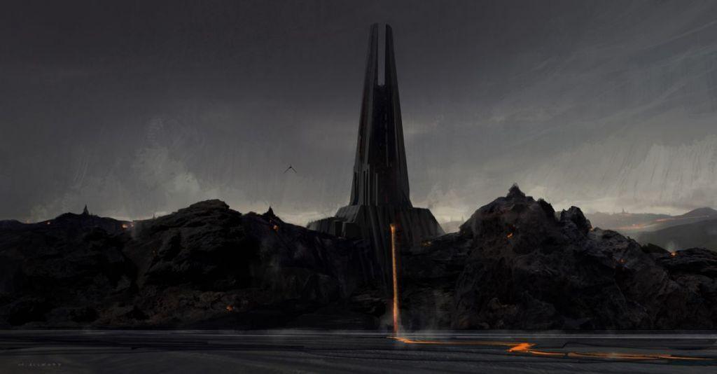 Castello di Bast Darth Vader