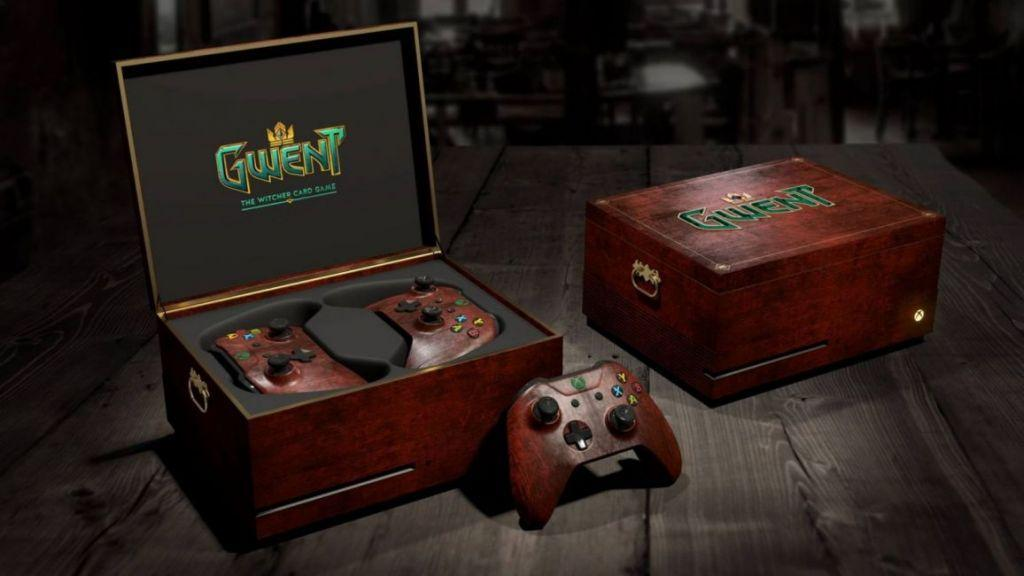 Gwent Witcher Card Game Xbox Custom