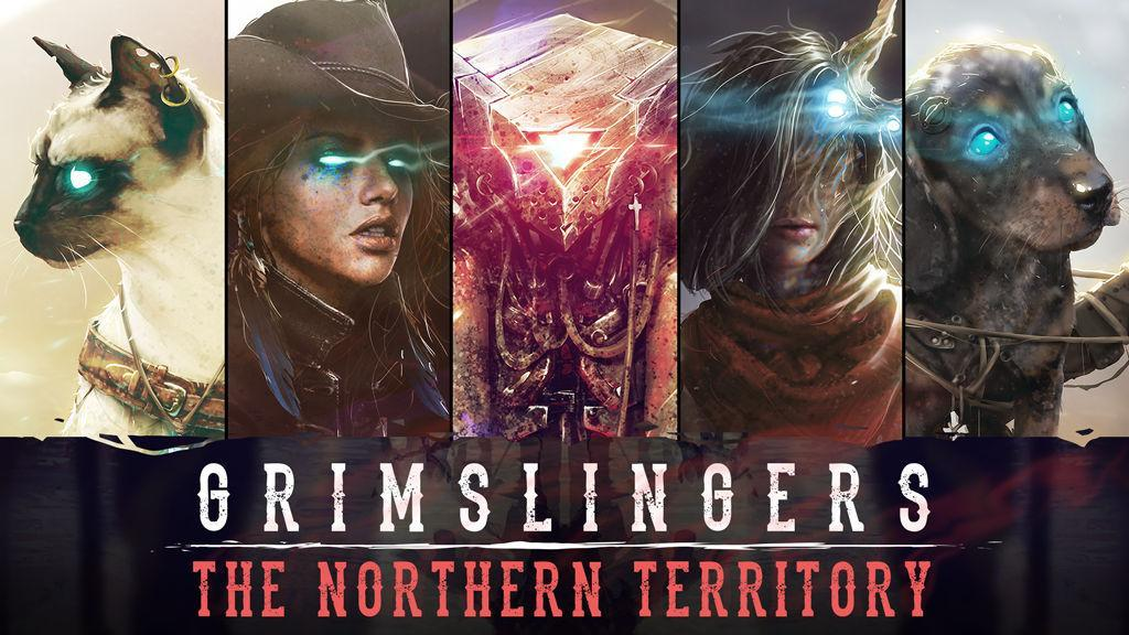 Grimslingers The Northern Territory
