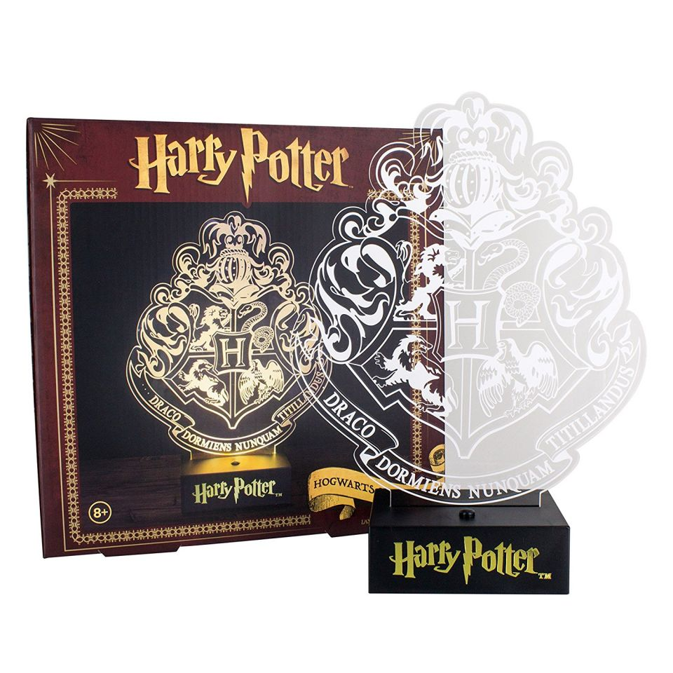 Lampada Harry Potter