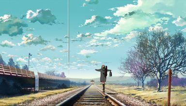 oltre le nuvole il luogo promessoci makoto shinkai