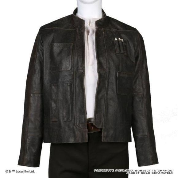 giacca di Han Solo