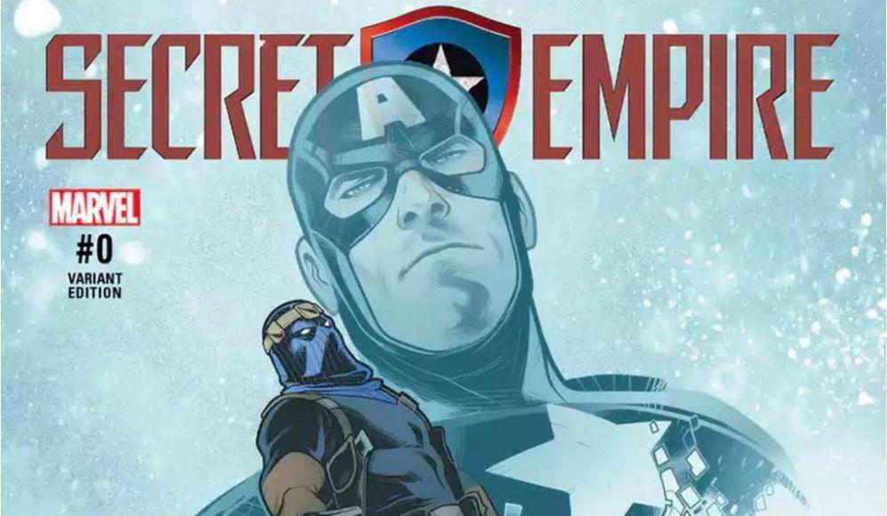 Secret Empire #0