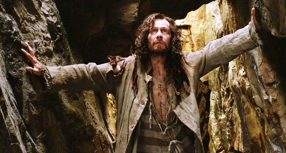Azkaban Sirius Black