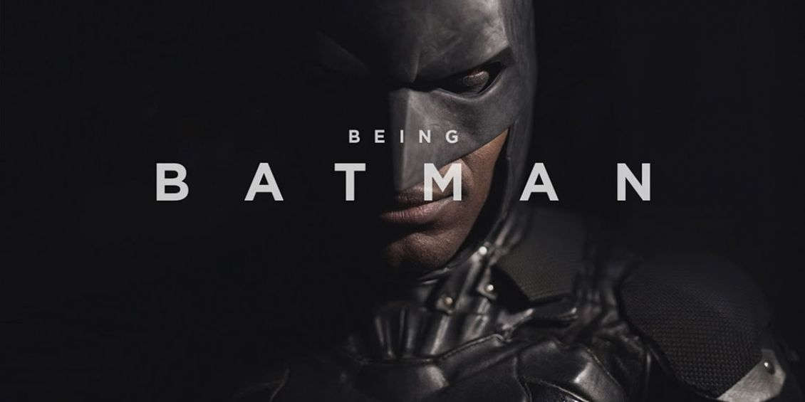 being batman cover
