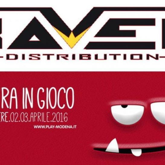 Raven Distribution Play Modena