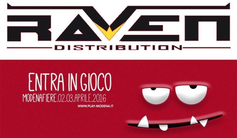 Raven Distribution Play Modena
