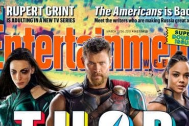 Thor: Ragnarok, le prime immagini ufficiali del nuovo film Marvel!