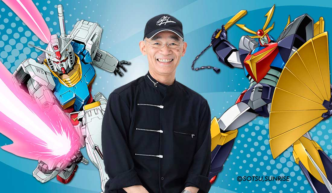 Yoshiyuki Tomino