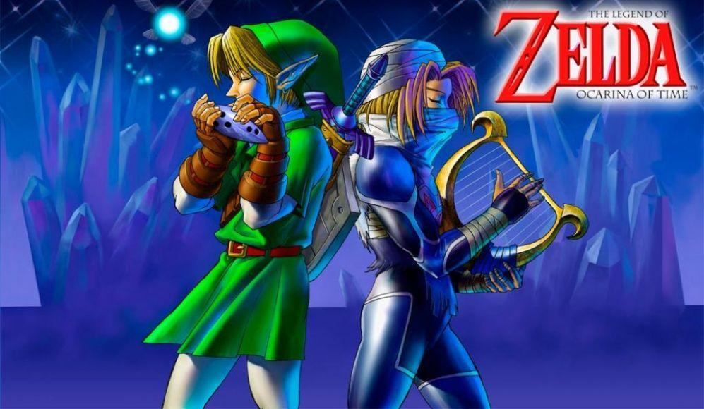 Ocarina di Zelda