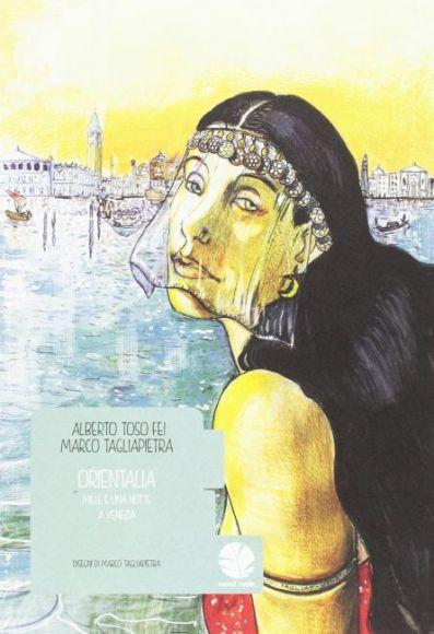 orientalia-copertina-volume fumetti da regalare a natale