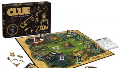 Cluedo: The legend of Zelda