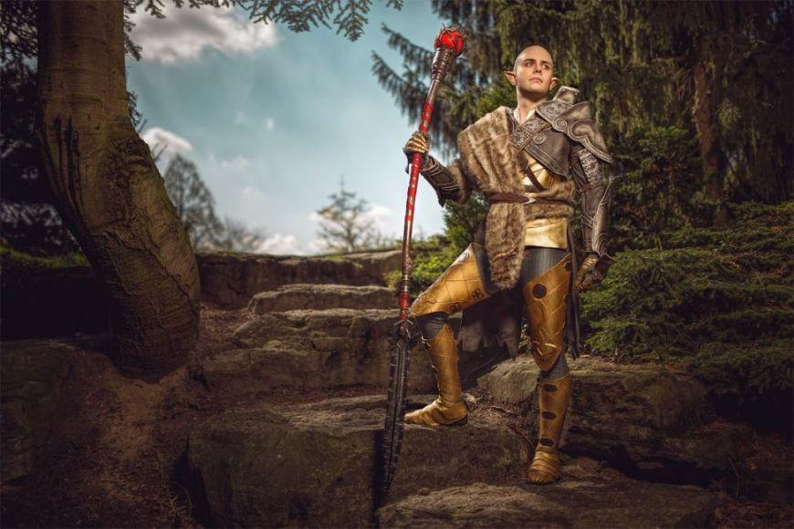 Cosplay di Dragon Age