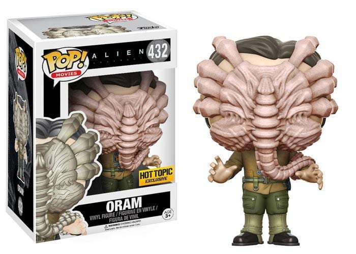 Funko Pop di Alien Covenant