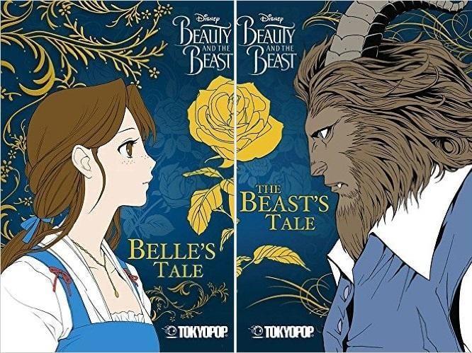 manga de La Bella e La Bestia