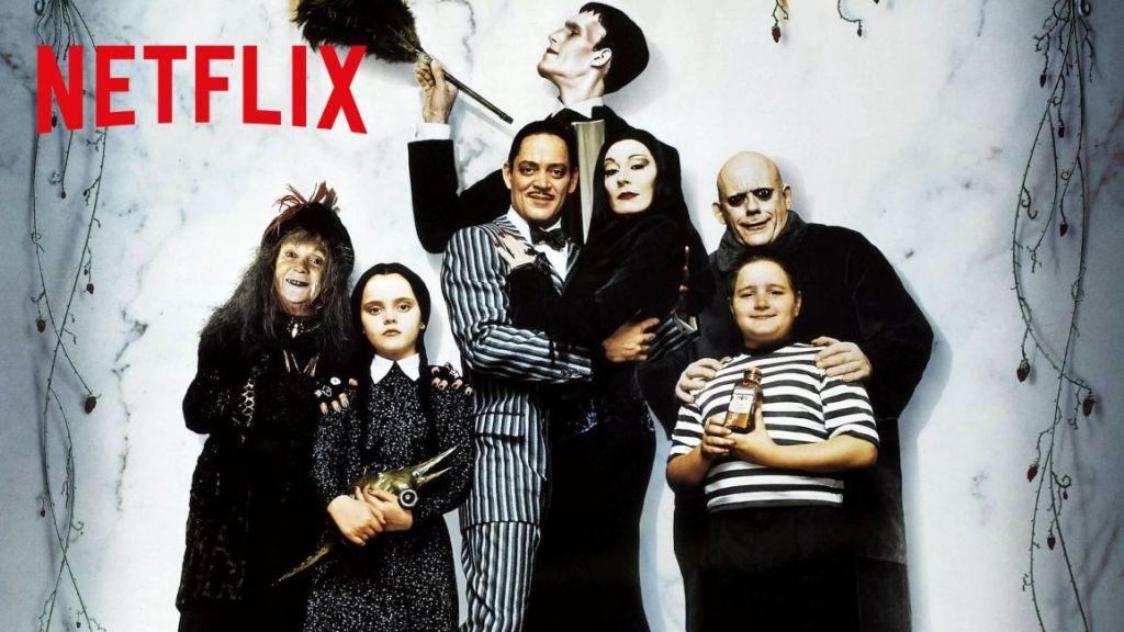 Un trailer fan-made ipotizza l'uscita di una serie Netflix de La Famiglia Addams!
