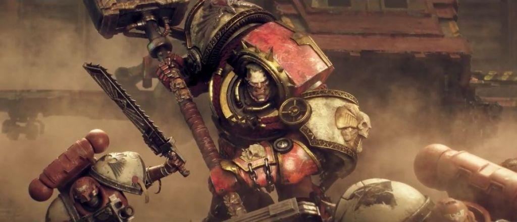 sequenza d'apertura di Warhammer 40000: Dawn of War 3