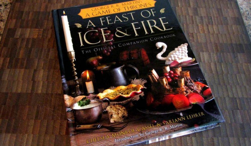 Game of Thrones libro ricette