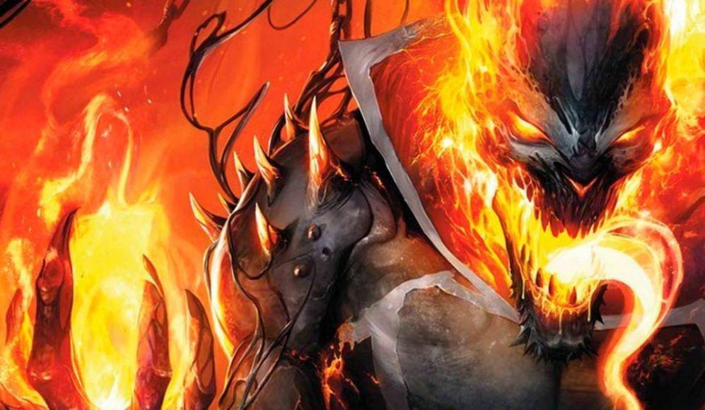 Edge Of Venomverse Ghost Rider