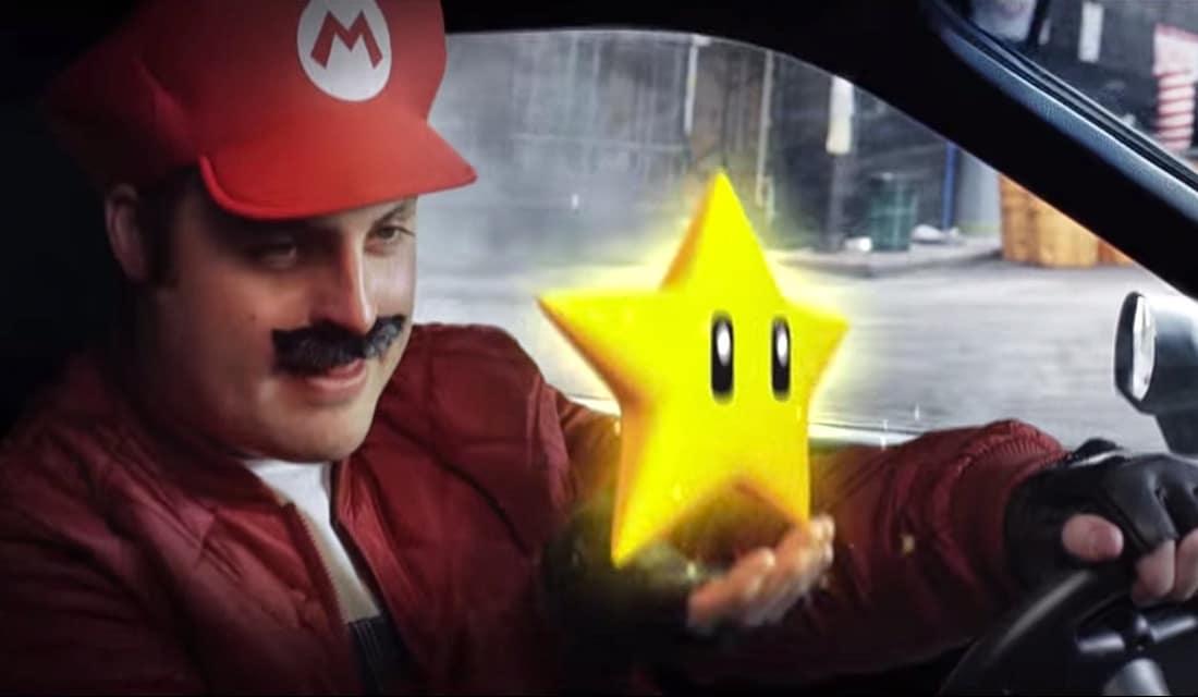 Fast & Furious 8 Mario Kart Parody