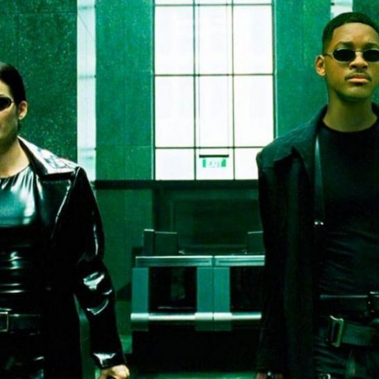 matrix will smith