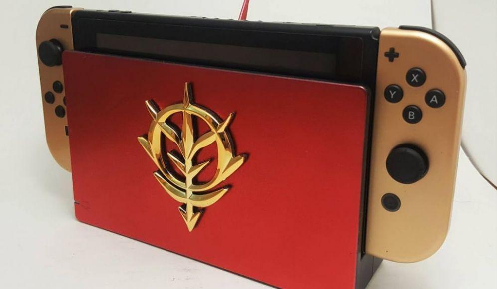 Nintendo Switch Gundam