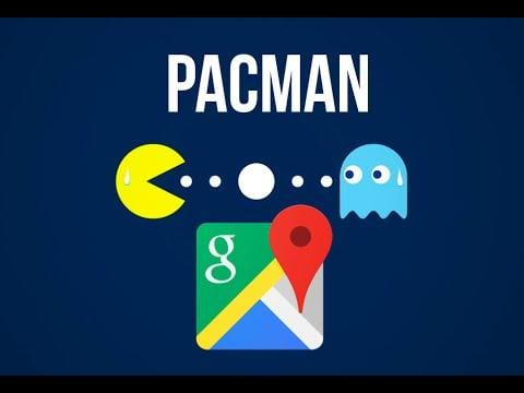 Miss Pac-Man sta girovagando per le nostre strade: è online il pesce d'aprile di Google!