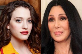 2 broke girls cher