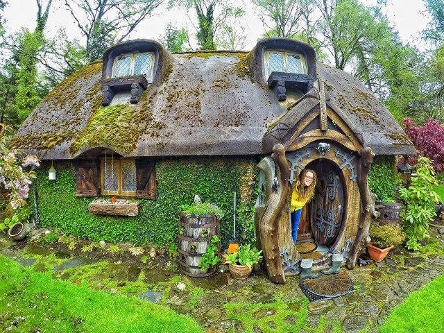 Casa in stile Hobbit