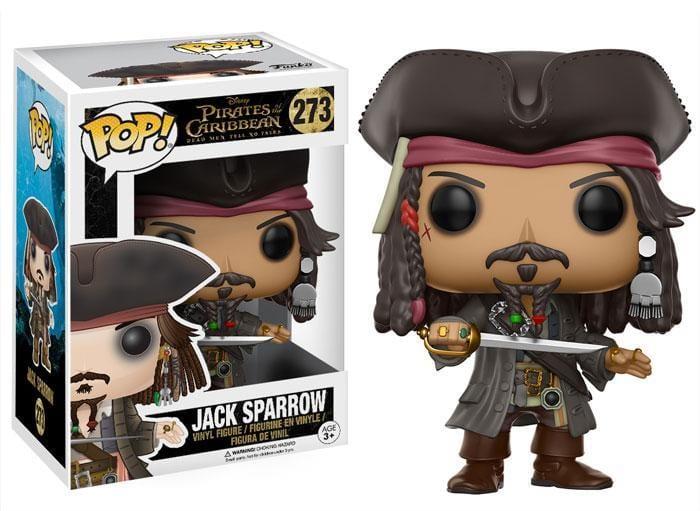 Funko Pop di Pirati dei Caraibi