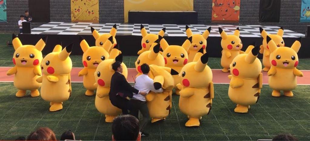 Pokémon World Festival 2017