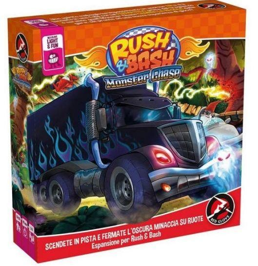 Rush and Bash Monster Chase