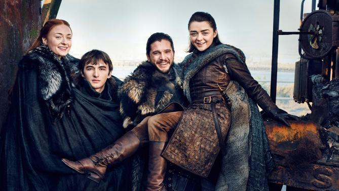 Game of Thrones Fratelli Stark