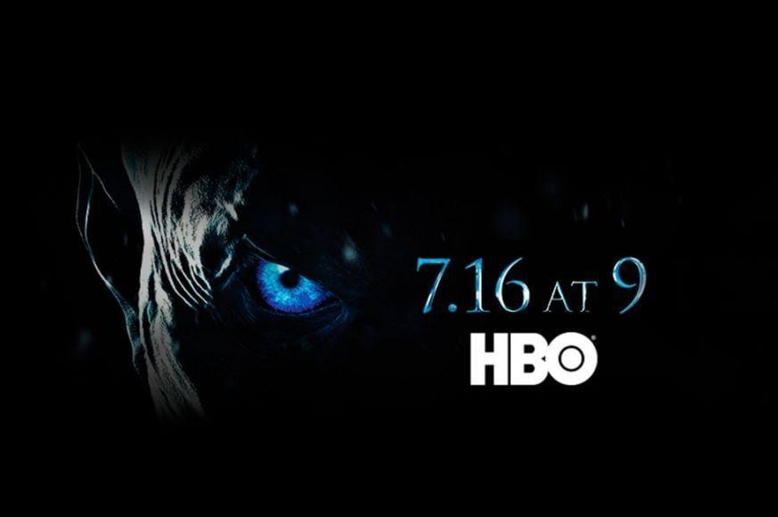 Game of Thrones 7 motion poster